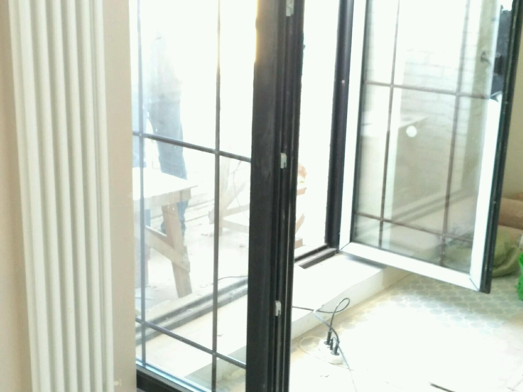 штульповая дверь для французских балконов