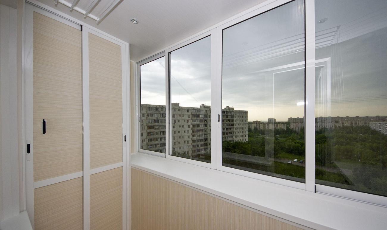 Холодное остекление балконов и лоджий в Москве и МО. Холодное ...