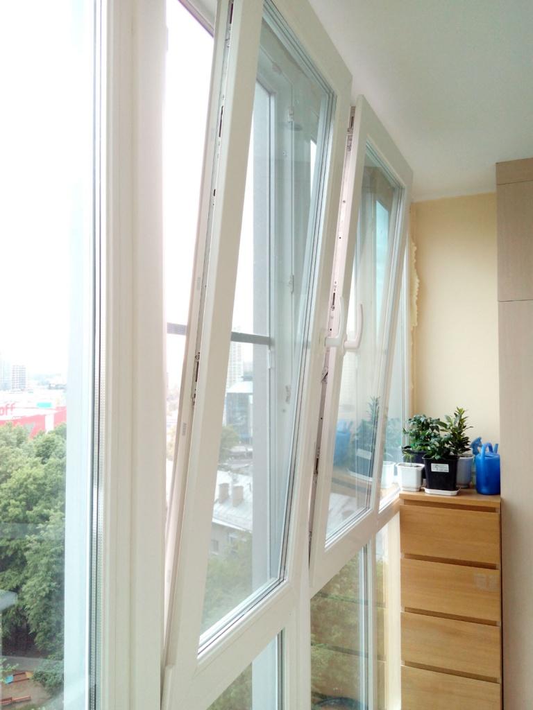 Гудмастер. панорамное остекление (французский балкон).
